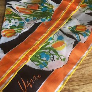 Silk scarf by Vera 💫